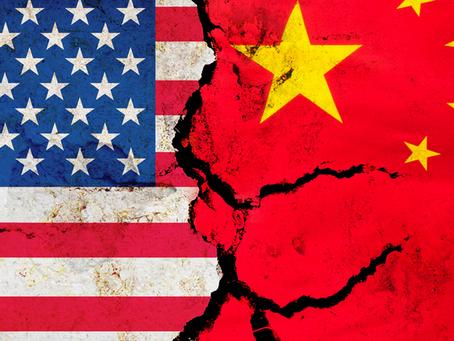 Coronavirus Drives the U.S. and China Deeper Into Global Power Struggle