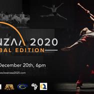 KWANZAA 2020 Global Edition December 20.