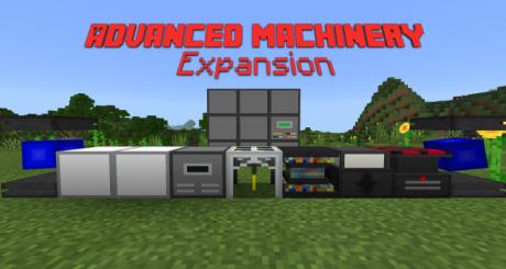 Advanced Machinery Expansion
