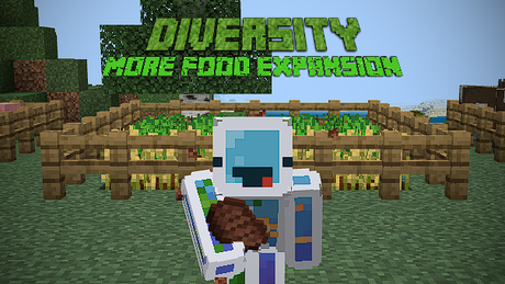 Diversity More Food Expansion