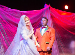 Isolde Roxby & Ben Watkins in 'Cendrillo