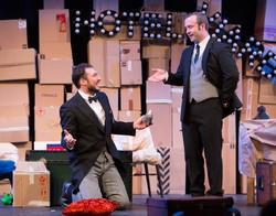 Mark Bonney & Richard Shaffrey in 'Cendr
