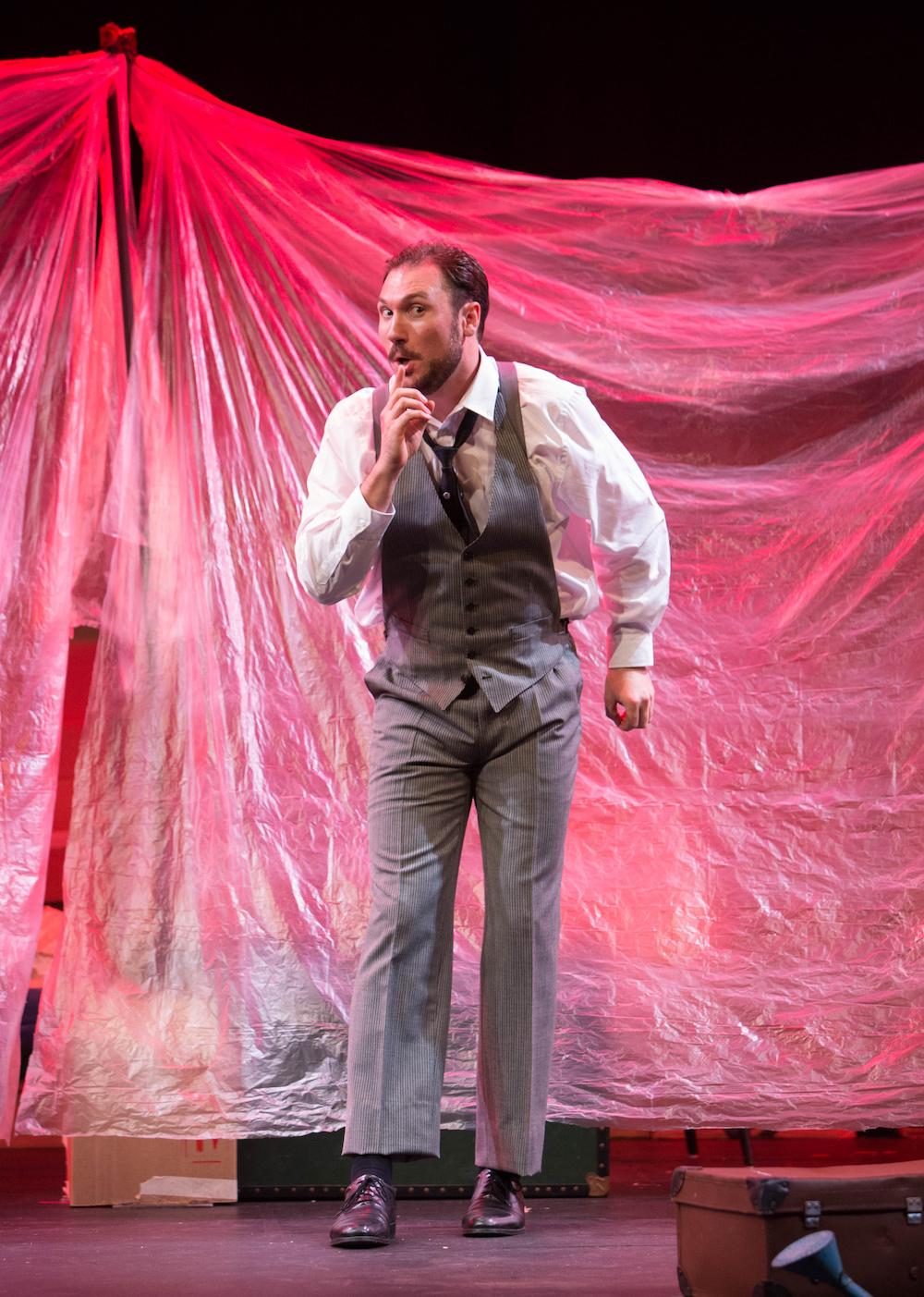 Mark Bonney in 'Cendrillon' by Viardot W