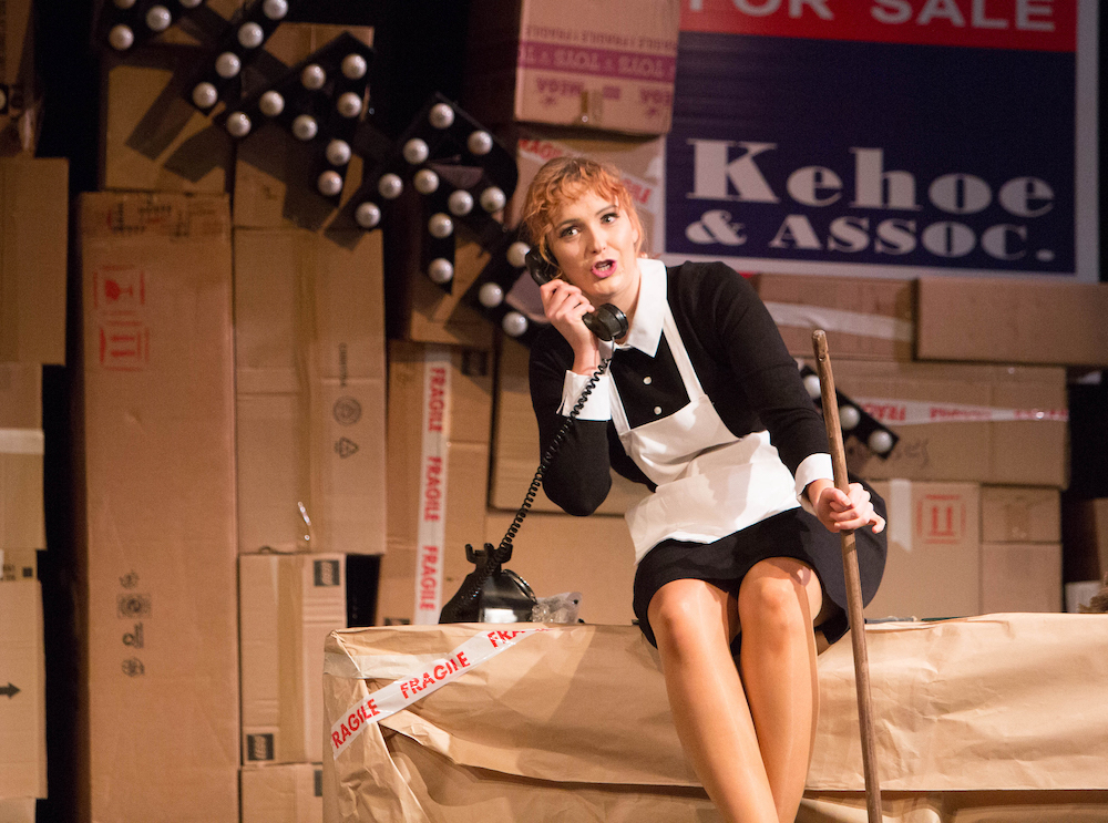 Isolde Roxby in 'Cendrillon' by Viardot