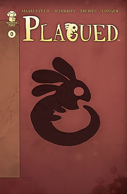 Plagued Chapter 0 Cover A