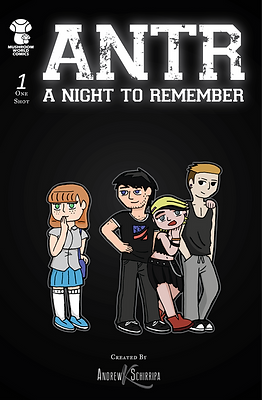 A Night To Remember Cover Concept
