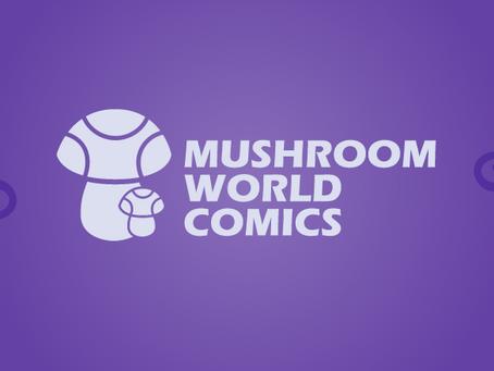Welcome to Mushroom World Comics!