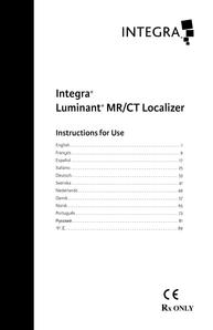 92901039 Rev HAA Integra Luminant MR-CT
