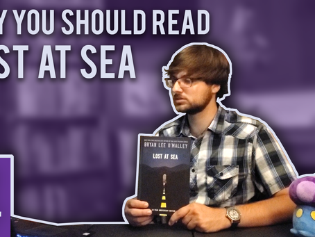 WHY YOU SHOULD READ LOST AT SEA