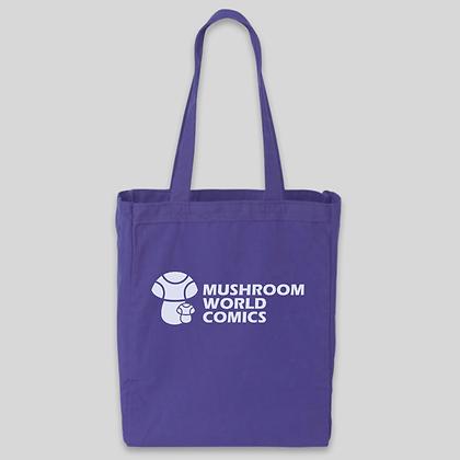 Mushroom World Comics Tote Bag