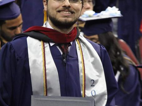 Graduated from Kean University