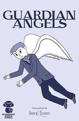 Guardian Angels 8-Page Sample Cover