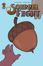 Squirrel Fight