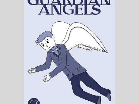 Guardian Angels 8-Page Sample Release