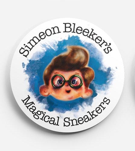 Simeon Bleeker Button