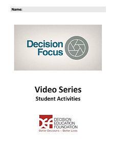 Decision Focus Workbook