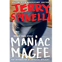 Maniac Magee Jerry Spinelli
