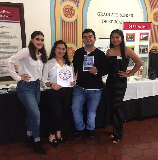 Decision Education Foundation's Student Volunteers