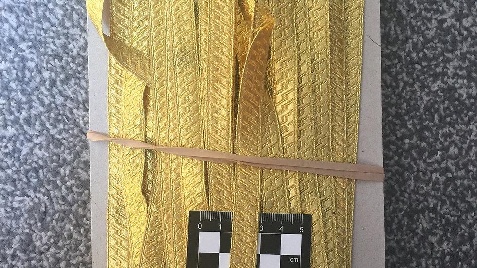 Gold Military Braid Trim