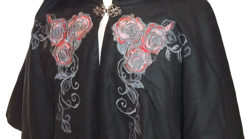 Handmade Embroidered Cape