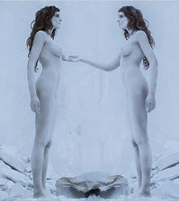selfportrait alexandra mas contemporary art