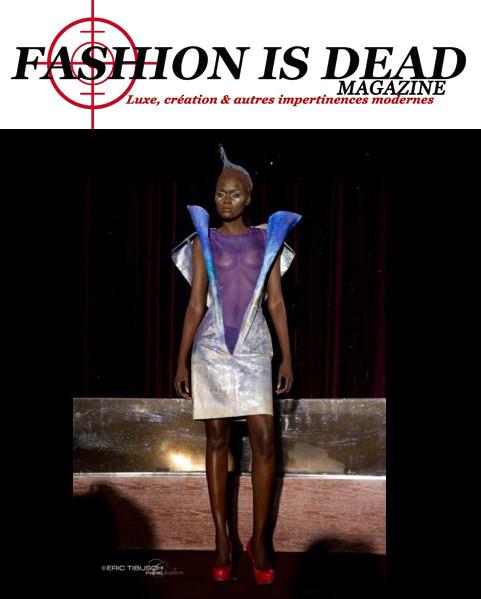 Fashion is Dead magazine