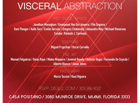 VISCERAL ABSTRACTION, Dec 5th