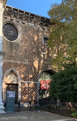 the San Vidal Art Space, Venezia