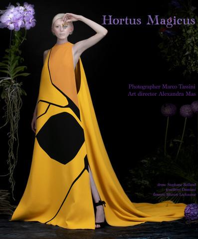 cover editorial Ufashon magazine