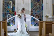A Historic Southern Christmas Wedding