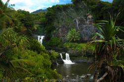 Waterfall, St. John Photography