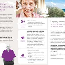 Rédaction de contenu print pour La Mutuelle de Bretagne