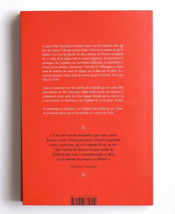 Le carnet de Didi, 4e de couverture