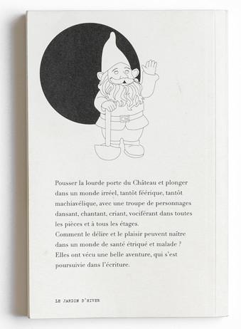 'La vie de château' 4e de couverture