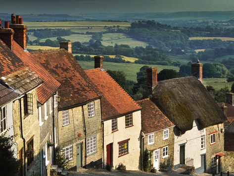 Gold Hill, Shaftsbury, Dorset