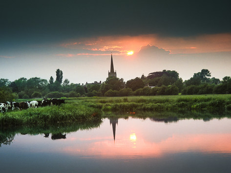 Lechlade-on-Thames, Gloucestershire