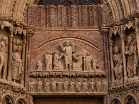 San Bartolomé, Logroño, Rioja, Spain