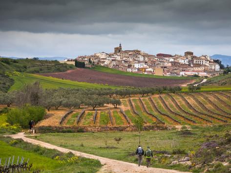 Camino Frances, Cirauqui, Navarra, Spain