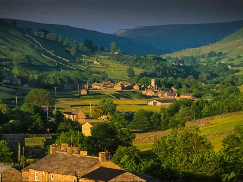 Muker, Swaledale, North Yorkshire