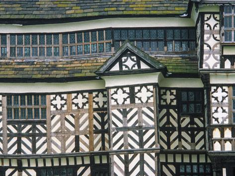 Little Moreton Hall, Congleton, Cheshire