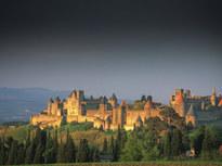 Carcassonne, Languedoc, France