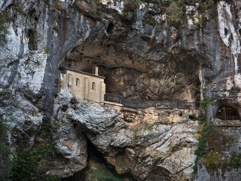 Sanctuary of Covadonga, Spain