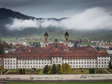 Abbey Church of Einsiedeln, Switzerland