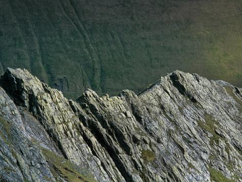 Sharp Edge, Blencathra, Cumbria