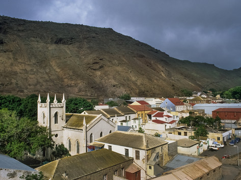 Jamestown, Island of St Helena, Atlantic