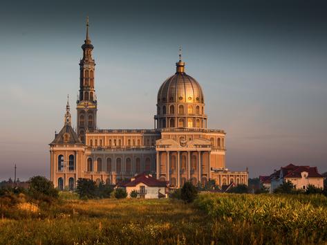 Basilica of Our Lady of Licheń, Licheń Stary, Poland