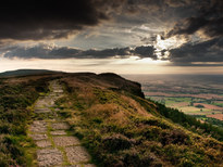Cleveland Way North Yorkshire Moors