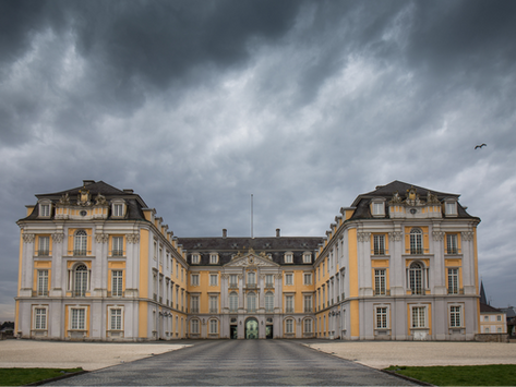 Augustusburg Palace, Bruhl, Germany