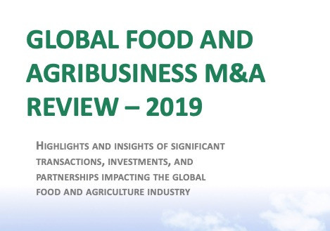 2019 Global Food and Agribusiness M&A Review