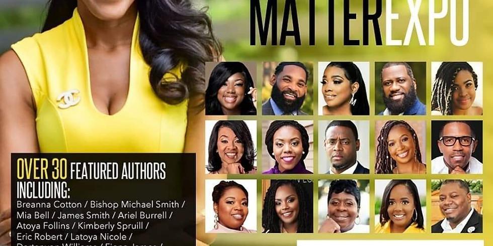 Black Authors Matter Expo